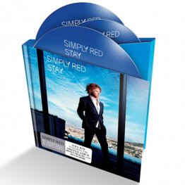 Stay Deluxe 2 CD & DVD Edition Promo Copy