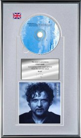 Simply Red Personalised Award 'Blue'