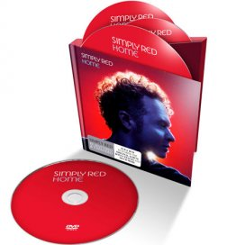 Home Deluxe 3 CD & DVD Edition Promo Copy