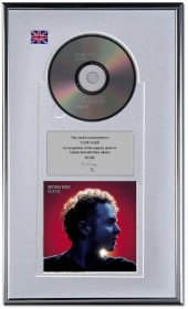 Simply Red Personalised Award 'Home'