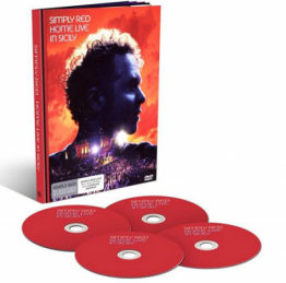 Home Live In Sicily Deluxe Blu-Ray & DVD & 2 CD Edition Promo Copy