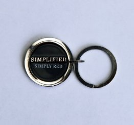 Simplified Key Ring