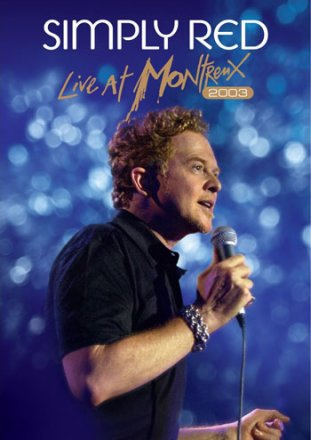 Live At Montreux 2003 Worldwide Format DVD Promo Copy