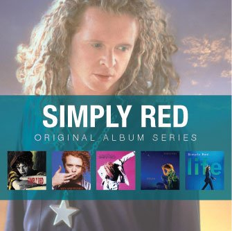 Original Album Series - 5 CD Albums For Only £14.99!