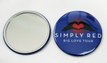 Big Love Compact Mirror