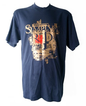 Navy Convention T Shirt