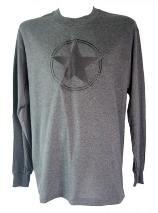 Grey Stars Sweatshirt 1