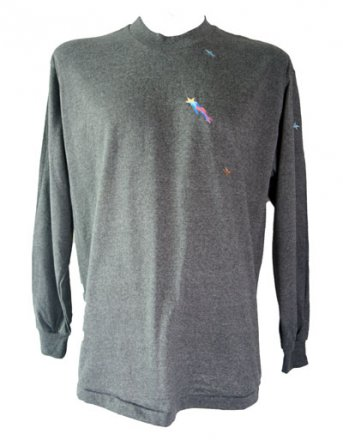 Grey Stars Sweatshirt 3
